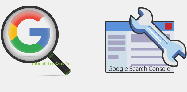 Google Search Console how to Tutorials by RankYa