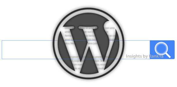 WordPress Optimized for Search Ranking