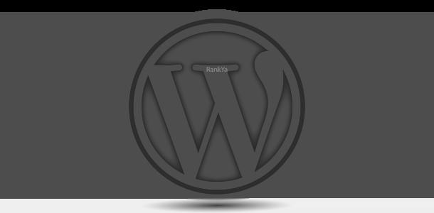 WordPress CMS logo