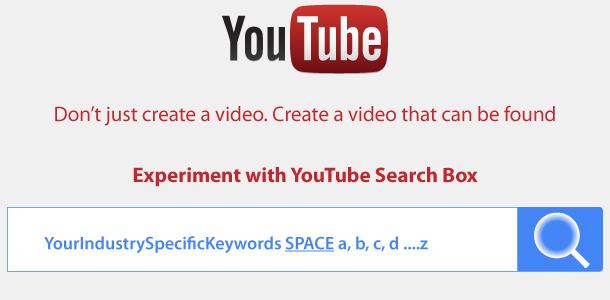 YouTube video SEO keywords