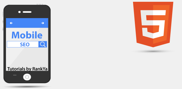 mobile SEO HTML5