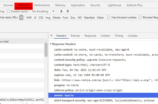 Google Chrome Web Developer Toolbar